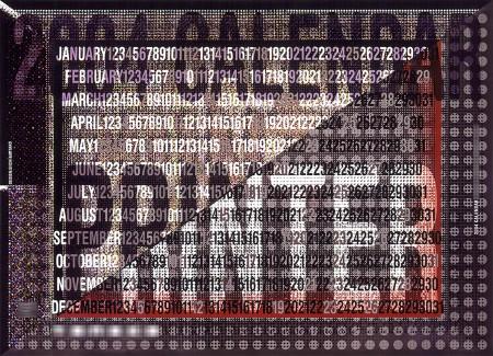 Calendar 2004